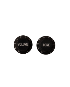 Split Shaft Volume and Tone Knob Set