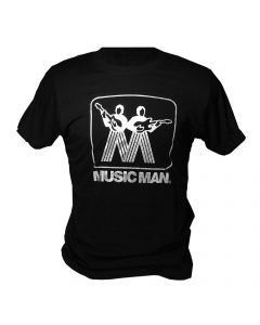 Music Man Vintage Silver T-Shirt