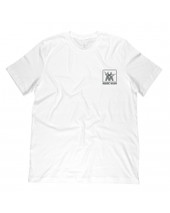 Music Man Vintage Logo White T-Shirt