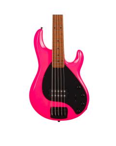 Ernie Ball Music Man StingRay Special 5 Bass - Hot Pink