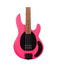 Ernie Ball Music Man StingRay Special Bass - Hot Pink