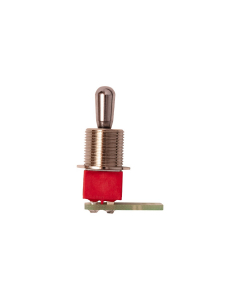 Chrome 3-way Toggle Switch for Axis Guitar