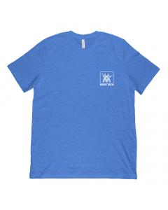 Music Man Vintage Logo Blue T-Shirt