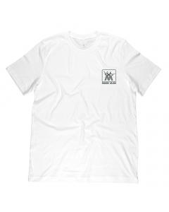 Music Man Vintage Logo White T-Shirt
