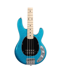 Ernie Ball Music Man Short Scale StingRay Bass - Blue Magic
